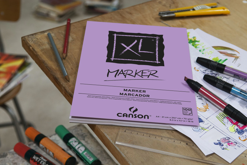 Canson XL Marker Ambiance Atmosphere